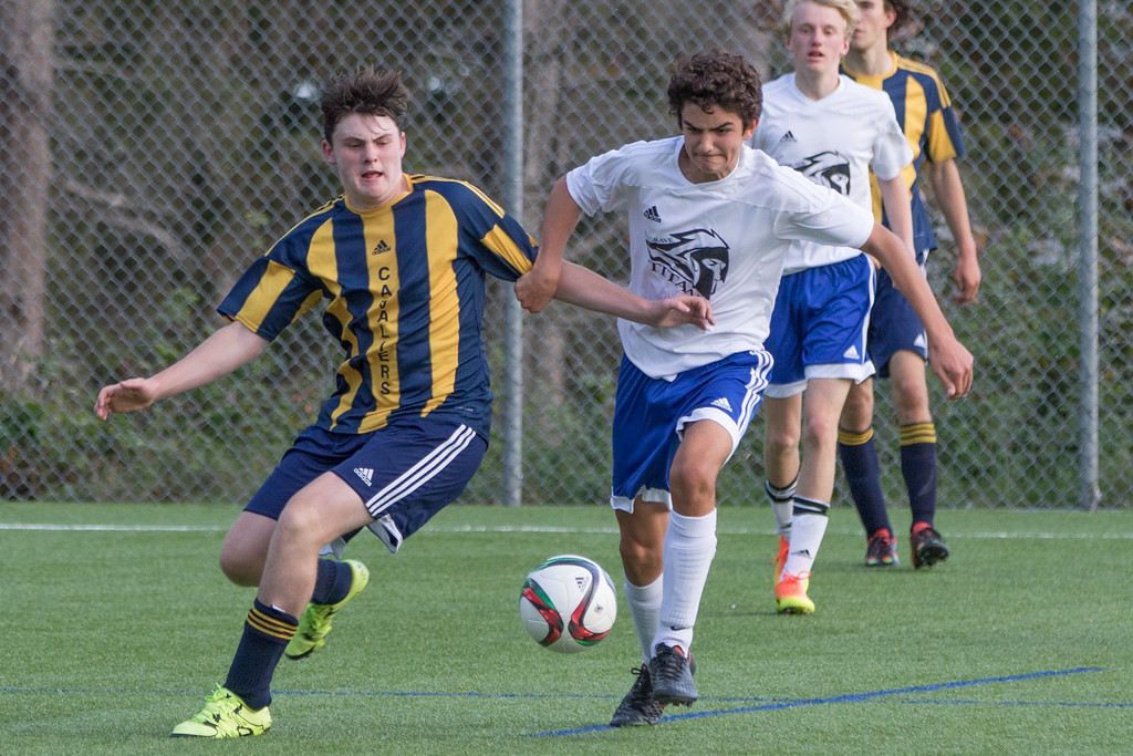 Vancouver Island Junior Boys Soccer