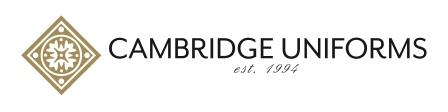 Image result for cambridge uniforms logo