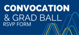 convocation & grad ball rsvp form